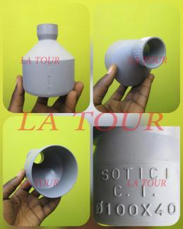 REDUCTEUR PVC 100/40 SOTICI...