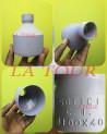 REDUCTEUR PVC 100/40 SOTICI GRIS
