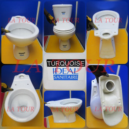 CUVETTE WC IDEAL SANITAIRE...