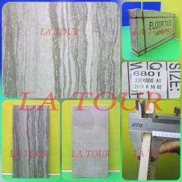 GRES MATE 30x60  RAILLURE GRIS