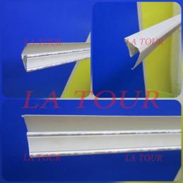 SUPPORT FAUX PLAFOND PVC...