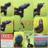 VICEUSE A TORCHE SANS FIL+3,6V+CABLE CHARGE USB (A002) HONEST PRO BLEU