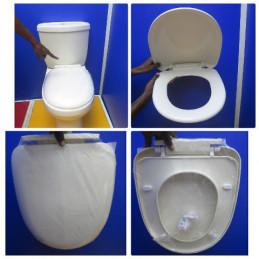 ABATTANT WC PLASTIQUE DUR...
