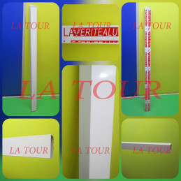 TUBE RECTANGLE 40x80MM...