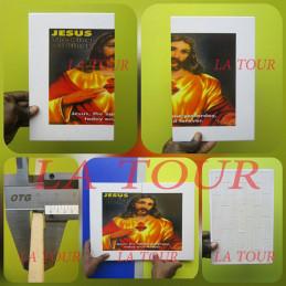 CARREAU DECOR (20x30) JESUS...