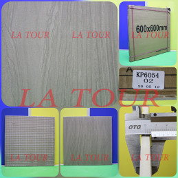 GRES MATE CHINOIS 60x60...