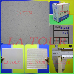 GRES LUSTRE CHINOIS 30x30...