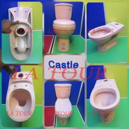 CUVETTE WC CASTLE ROSE