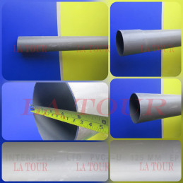 TUYAU PVC EVACUATION 4ML Ø...