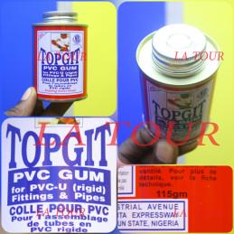 COLLE TOP GIT PVC 115G BLANC