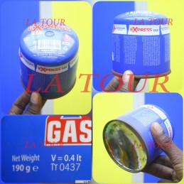CAMPING GAZ EXPRESS 190G BLEU