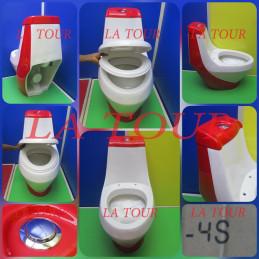 CUVETTE+RESERVOIR WC...