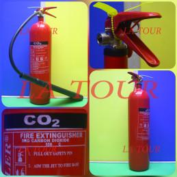 EXTINCTEUR CO2...