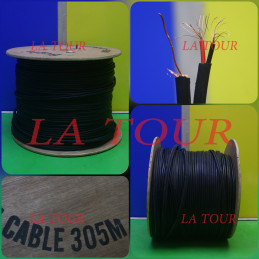 CABLE CAMERA VIDEO COAXIAL...