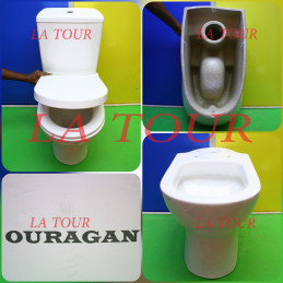 CUVETTE WC (3010S) OURAGAN...