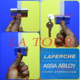 CYLINDRE LAPERCHE A.ABLOY...