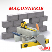 MACONNERIE & OUTILLAGE